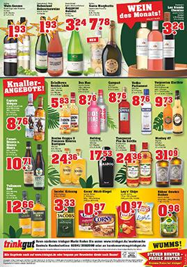 trinkgut aktuelle Angebote Osnabrück
